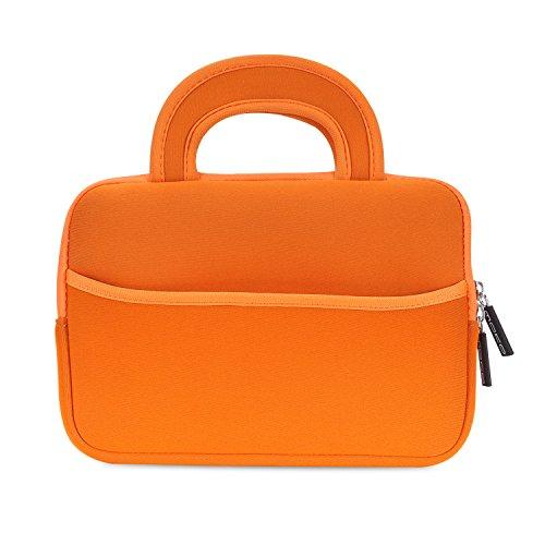 MoKo Universal 7-8 Zoll Tablet Tasche - Neoprene Handtasche Tragetasche Wallet Bag für Fire Kids Edition 7