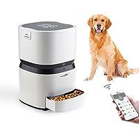 Ohana Alimentador Automático para perros y perros a distancia alimente a su mascota con un botón
