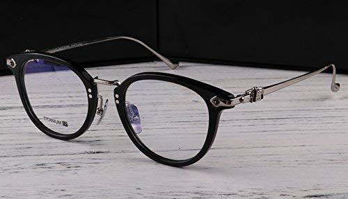 Die Brille ist super das leicht Reine Titan belebt alte Sitten und Gebräuche Einer Brille Männer und Frauen Stil Brillengestell kleines Gesicht