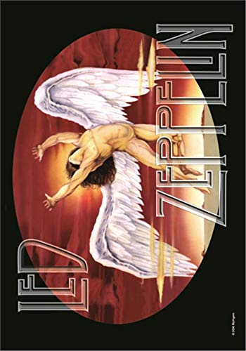 Led Zeppelin,Swan Song, Fahne