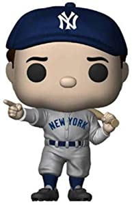 Funko- Pop Vinilo: Babe Ruth Sports Figura Coleccionable, (38335)