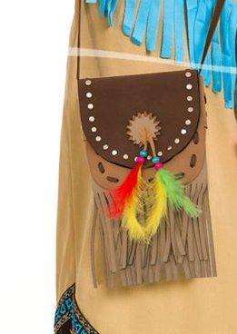 Folat Indischen Beutel (One Size, Haut) (Indische Kostüm Beutel)