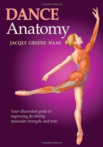 Dance Anatomy (Sports Anatomy) por Jacqui Greene Haas