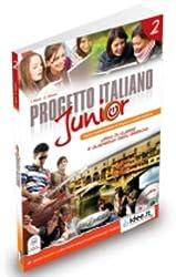 Progetto Italiano Junior: Libro + Quaderno + CD-Audio (Livello A2)