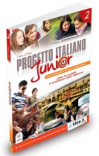 Progetto italiano Junior 2 : Volume 2,