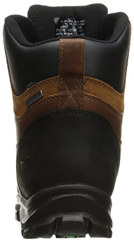 Timberland Chillberg Mid Shell Toe, Bottes Classiques homme Marron (Brown)