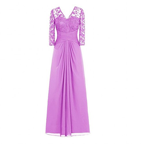 KA Beauty - Robe - Fille Lilas