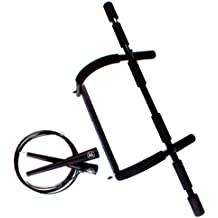 Rubberbanditz Mobile WOD Essentials Kit Pull up Bar, Ultra Speed Jump Rope