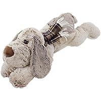 Hund Dekofigur Kuscheltier Plüsch Teddy Nils Plüschtier