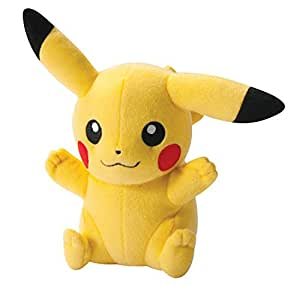 Peluche Pokémon : Pikachu