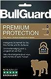 BullGuard Premium Protection 2019 - Lizenz für 3 Jahre und 5 Geräte! Windows MacOS Android [Online Code]