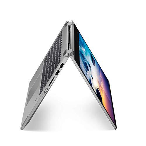 Lenovo Ideapad C340 8th Gen Intel Core i5 14 inch FHD 2 in 1 Convertible Laptop (8GB RAM/1TB SSD/Windows 10/MS Workplace/Platinum/1.65Kg), 81N400JMIN Image 8