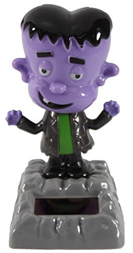 Dancing Frankenstein Addams Family Lurch Halloween Nightmare Solar Toy Gift US Seller by We pay your sales tax