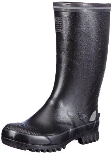 Viking  FORESTER II, bottes en caoutchouc mixte adulte Noir - Schwarz (black/multi 250)