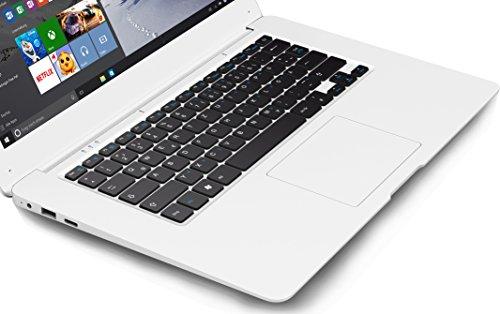 Odys Trendbook 14 Pro 358 cm 141 Zoll Notebook Intel Atom x5 Z8350 2GB RAM 32GB HDD Intel Gen 8 LP Win 10 dwelling wei Notebooks