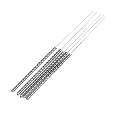 Kit punte da trapano per pulizia ugelli stampante 3D, 5 pezzi, 0,15/0,2/0,25/0,3/0,35/0,4 mm 0.2mm