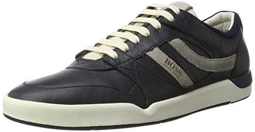 Boss Orange Stillnes_Tenn_WS 10198926 01, Sneakers Basses Homme Bleu (Dark Blue)