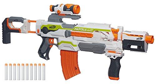 Preisvergleich Produktbild Hasbro Nerf N-Strike Elite XD Modulus ECS-10 Blaster mit viel Zubehör