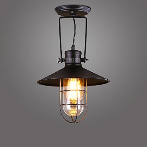 MDERTY LED Wandleuchte Antique Wandleuchte Loftrh Bird Cage, 27 * 28 CM Moderne Wandleuchte Leuchten für Wohnzimmer Schlafzimmer Badezimmer Küche Esszimmer (Light Cage Fluorescent)
