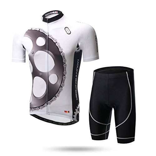 teyxoco-homme-wheel-stylish-cyclisme-velos-maillots-gel-pad-jersey-set