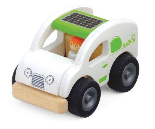 Preisvergleich Produktbild Wonderworld WW-4045 Fahrzeug Eco auto 10 x 15 x 13 cm, multi