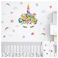 Unicorn Wall Sticker - Parent