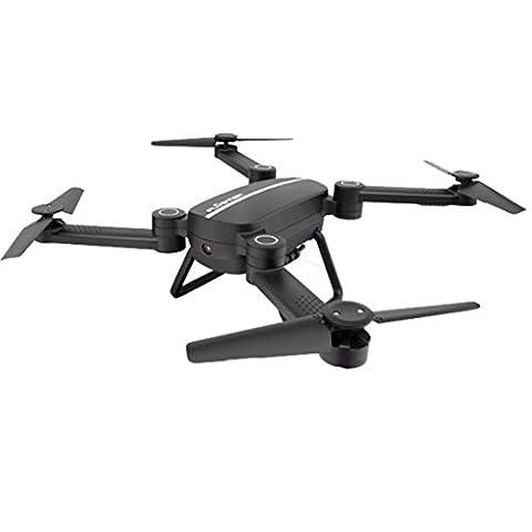 Ularma 2,4 g 4CH Altitude Tenir Caméra HD WiFi FPV RC Quadcopter Poche Drone Selfie Fois