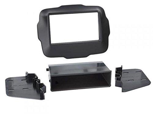 Preisvergleich Produktbild 2-DIN Radioblende Jeep Renegade ab 2014 - ACV - 381145-10