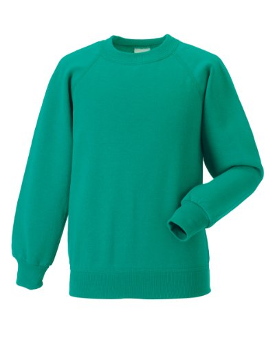 Jerzees-baumwolle-pullover (Jerzees Kinder Schoolgear Classic Sweatshirt Baumwolle Pullover Kids Warm Pullover)