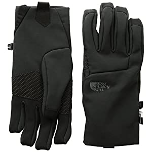 The North Face M Apex +Etip Glove Guantes-Hombre