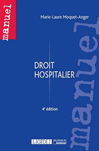 Droit hospitalier, 4ème Ed.