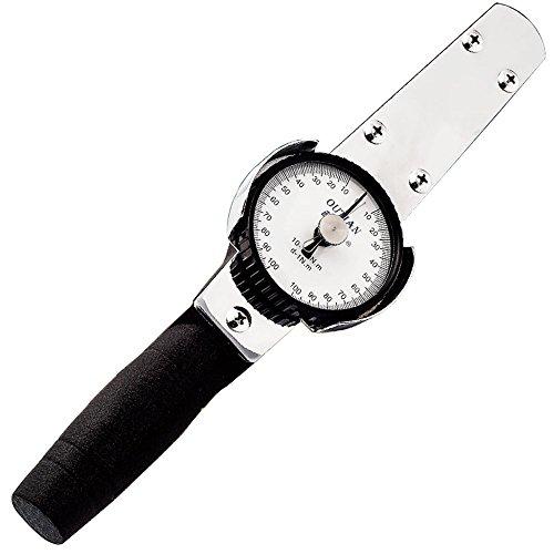 Newtry Digitaler Zeiger, Drehmomentschlüssel, Drehmomentmesser, Kraft-Test, 3/8 1/2 3/4 0-3000 Nm (3-30 Nm)