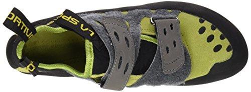 La Sportiva , Chaussures d'escalade pour homme KIWI/GREY