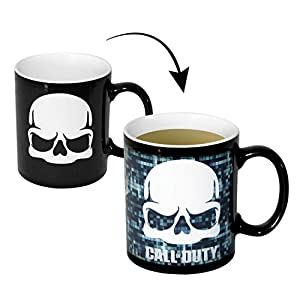Call of Duty – Skull Thermoeffekt-Tasse