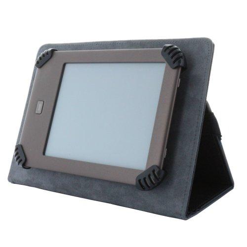 XiRRiX Universal Tasche Hülle für Tablet PC / e-Reader - Größe: 6 Zoll (15,24cm) / 7 Zoll (17,78cm) für Lenovo A7-40 S80-50 - Samsung Tab 4 8.0 etc.