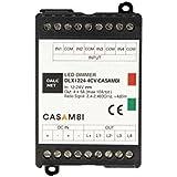 Dalcnet DLX1224-4CV-CASAMBI Led Dimmer Bluetooth APP Casambi 4 Canali RGB RGBW