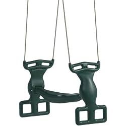 Wickey Balançoire double dos à dos