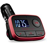 Energy Sistem Car Mp3 F2 Racing Red - Reproductor MP3 para coche con transmisor FM, Rojo