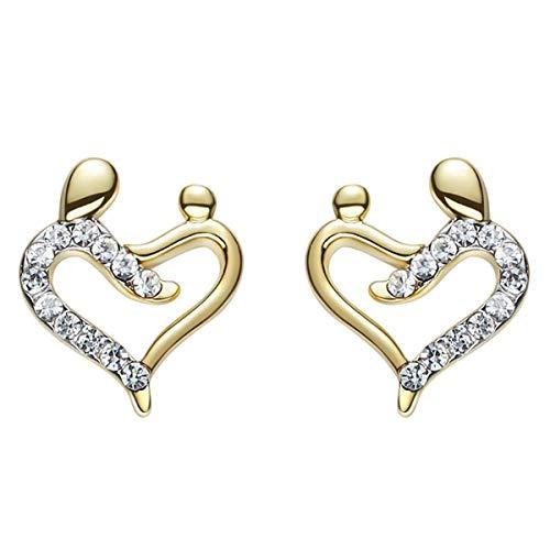5d1b43de950d Stud-earrings the best Amazon price in SaveMoney.es