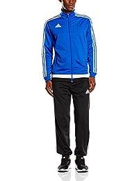 adidas Trainingsanzug Tiro 15 Suit - Chándal para hombre, color azul, talla L