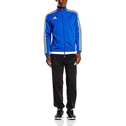 adidas Trainingsanzug Tiro 15 Suit - Chándal para hombre, color azul, talla 2XL