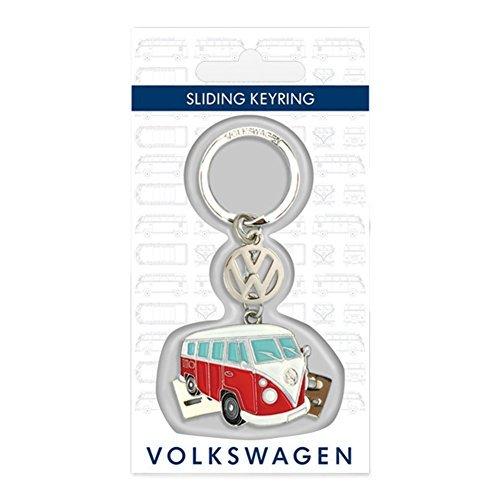 Llavero de metal para Volkswagen Campervan