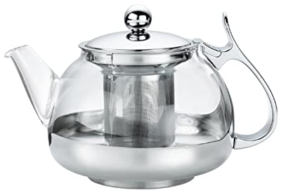 Küchenprofi 1045812800 Théière en acier inoxydable 1200 ml