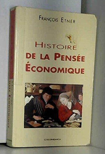 Histoire de la pensée économique