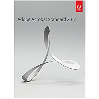 Adobe Acrobat 2017 | Standard | PC | Disc