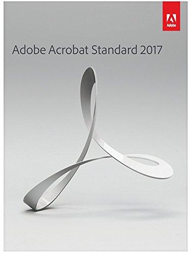 Adobe Acrobat 2017   Standard   PC   Disc