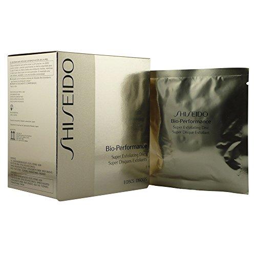 Shiseido Bio-Performance Super Exfoliating Discs 8 Dischetti Esfolianti Viso