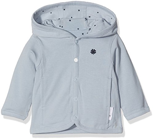 Noppies Baby-Jungen B Cardigan Jrsy REV Nuoro-67379 Strickjacke, Grau (Grey Blue C134), 56