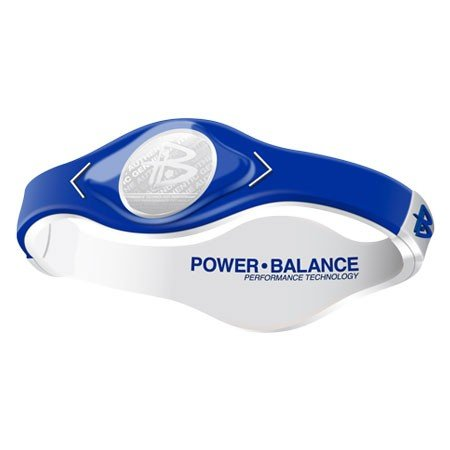 Power Balance - Game Day - Blue/White - M