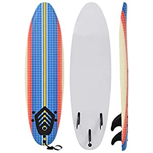 Tidyard- Surfbrett 170 cm Mosaik Funboard Shortboard Wellenreiter etwa 90 kg...